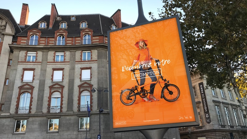 Brompton Paris Billboard 02
