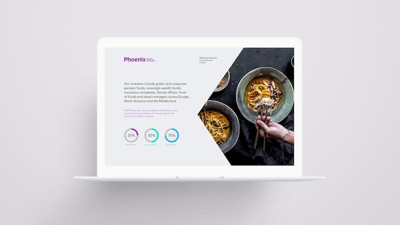 01 Showcase Project Presentation macbook 07
