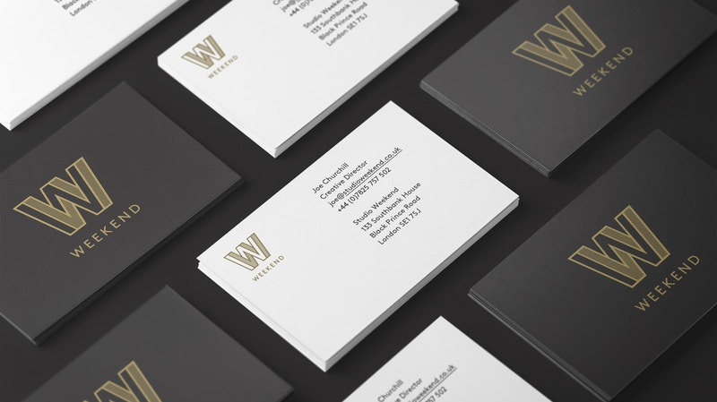 Weekend Business Cards Spread 001